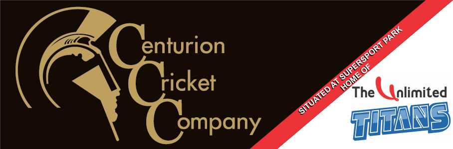 Centurion Cricket Company : Cricket Equipment South Africa