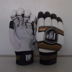 Cricket Company : Batting Gloves : D&P Blade Gold Edition
