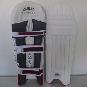 Cricket Company : Batting Pads : Newbery Excalibur