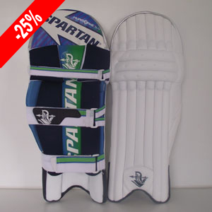 Cricket Company : Batting Pads : Spartan Hurricane 5.0