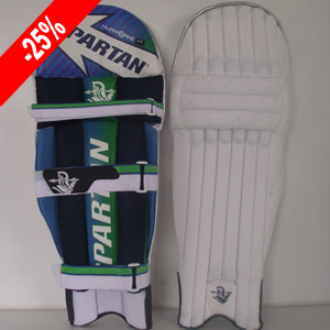 Cricket Company : Batting Pads : Spartan Hurricane 3.0