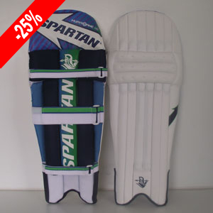 Cricket Company : Batting Pads : Spartan Hurricane 1.0