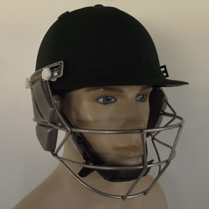 Cricket Company : Cricket Helmets : Masuri Elite O Steel