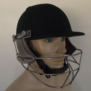 Cricket Company : Cricket Helmets : Shrey Masterclass Steel ADJ