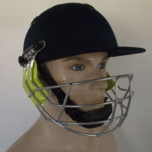 Cricket Company : Cricket Helmets : D&P XPP