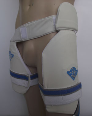 Cricket Company : Thigh Pad Sets : Spartan