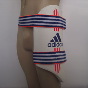 Cricket Company : Thigh Pads : Adidas Thigh Pads