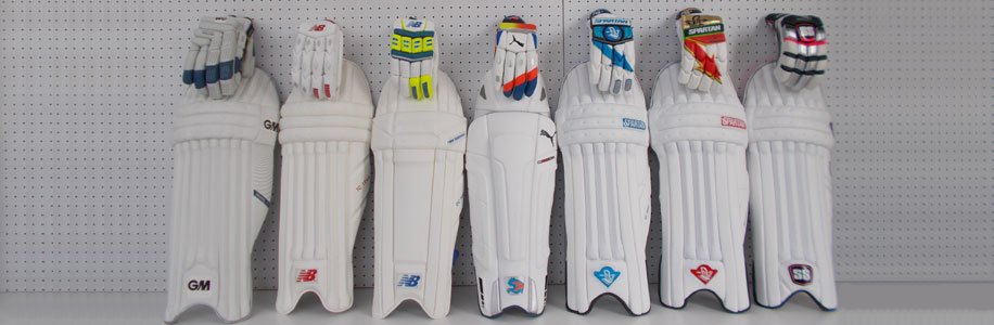 Cricket Company: Cricket Gloves and Pads